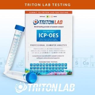 .Triton Lab ICP-OES