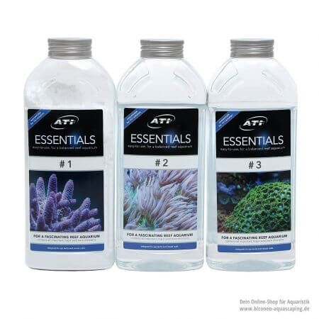 Ati essentials 3x 500ML