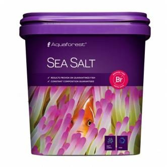 Aquaforest Sea Salt 22kg emmer