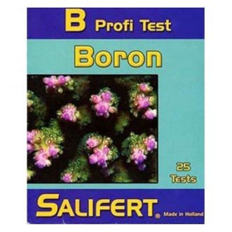 Salifert Profi-test Borium