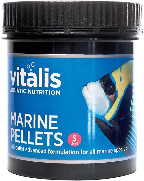 Marine Pellets Small 1.5mm