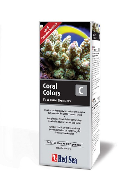 Red Sea Reef Colors C 500ml