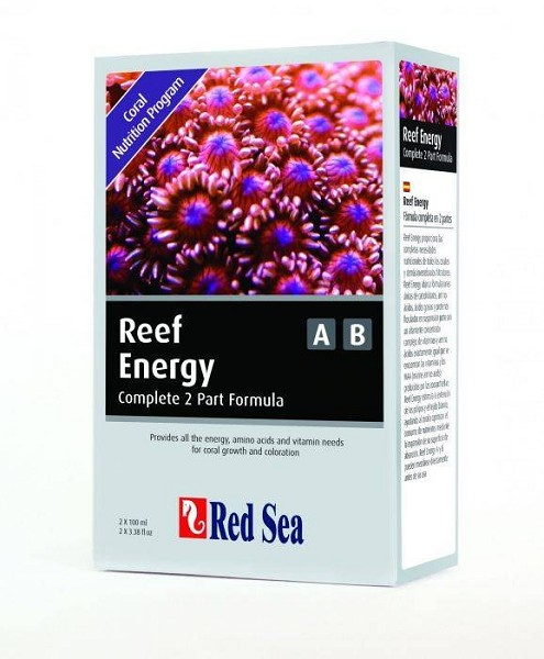 Red Sea Reef Energy A + B 100ml.