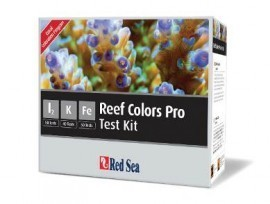 Reef Colors Pro MultiTest Kit