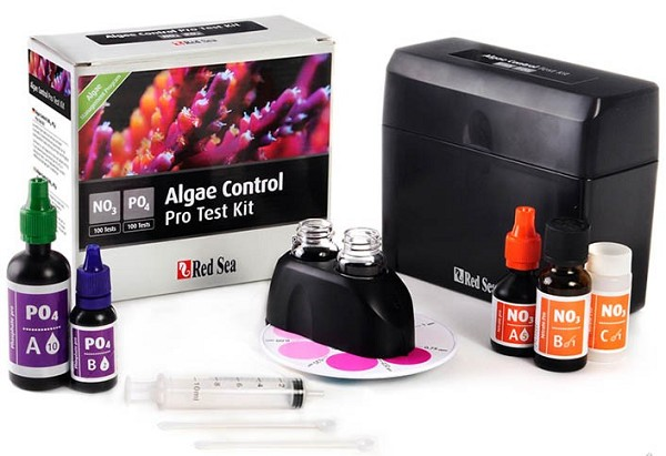 Algen Control Multi Test Kit (NO₃/PO₄)