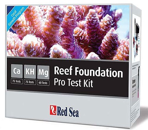 Reef Foundation Pro Multi Test kit