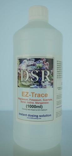 EZ-Trace, Mg, K, S, B, I, Mn Sporenelementen voor DSR+ EZ 1000ml