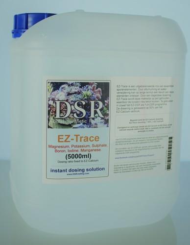 EZ-Trace, Mg, K, S, B, I, Mn Sporenelementen voor DSR+ EZ  5L