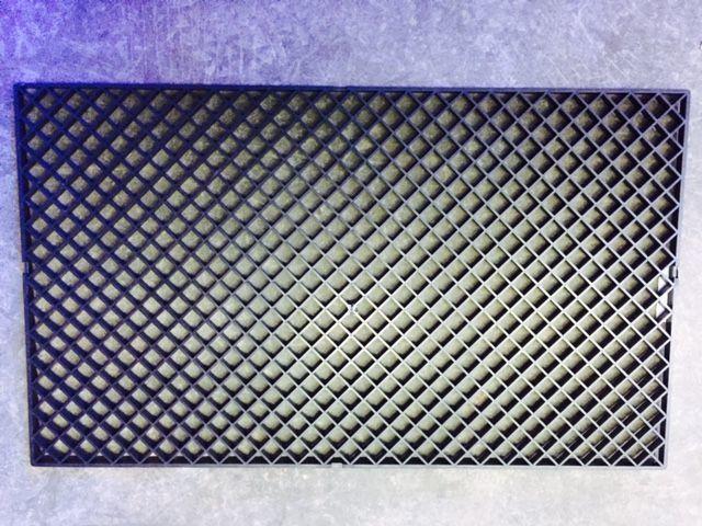 Stekkenroster/Grill Zwart /Black 120x60(ophalen/pickup)