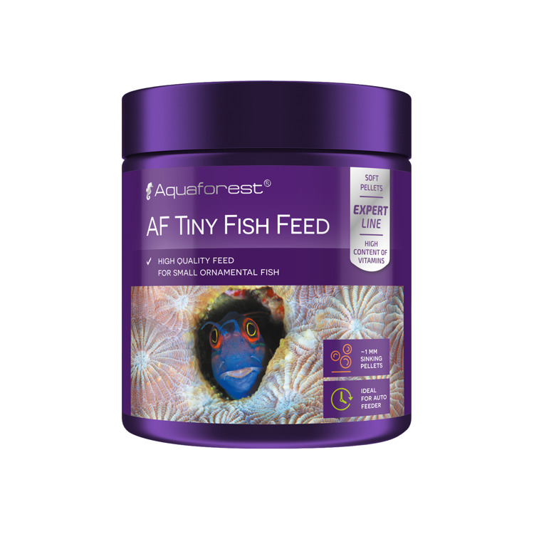 AF Tiny Fish Feed 120g
